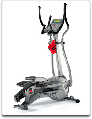 schwinn 460 elliptical traine