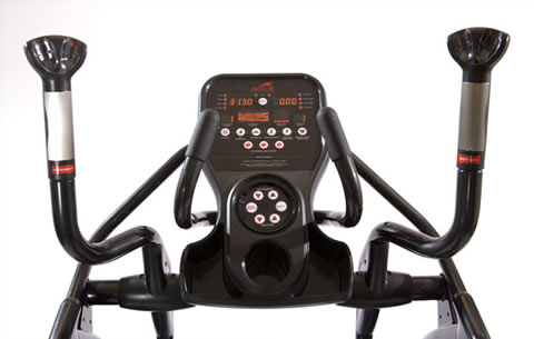 smooth agile dmt trainer elliptical consol