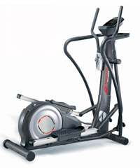 smooth 3.0 compact elliptical trainer