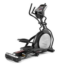 front drive elliptical traine