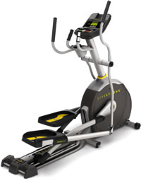 elliptical exercise machines - front driv