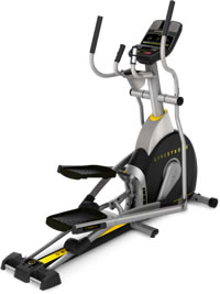 Livestrong LS8.0e Elliptical Traine