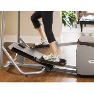 precor elliptical trainer ram